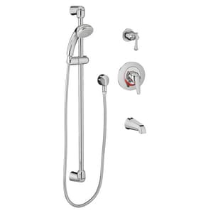 American Standard FloWise® Shower System with Tub Spout A1662212