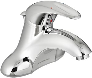 American Standard Reliant 3® Single-Handle Centerset Lavatory Faucet Less Drain and Pop-Up A7385047