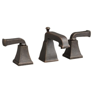 American Standard Town Square® 1.5 gpm Double Lever Handle Widespread Lavatory Faucet A2555821