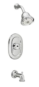 American Standard Quentin™ 2 gpm Bath and Shower Trim Kit with Single Lever Handle AT440508
