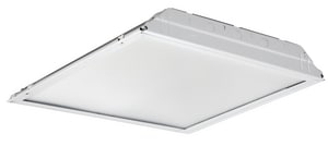 Lithonia Lighting 2 ft. Candelabra Base LED Troffer Light L2GTL220LLP8NX