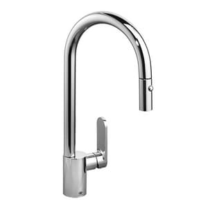 DXV Isle™ 1.8 gpm 1-Hole Pull-Down Kitchen Faucet with Single Lever Handle DD35409300