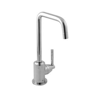 DXV Contemporary 1.5 gpm 1-Hole Cold Tap Kitchen Faucet with Single Lever Handle DD35401700