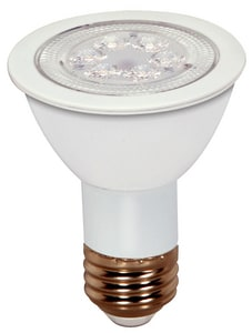 Satco 120V 415 Lumens 40 Degree PAR20 Medium E-26 Base Reflect Repair LED Bulb SS9082