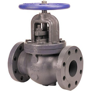 Nibco Flanged Cast Iron Wheel Handle Bolted Bonnet Globe Valve NF768B