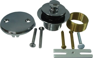 PROFLO 2-Hole Lift and Turn Trim Kit with Bushing PFWO505