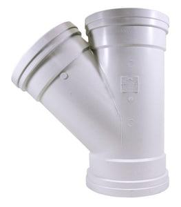 Gasket SDR 35 PVC Sewer Wye MUL04330