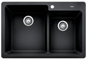 Blanco america diamond 2 bowl undermount kitchen sink in for Blancoamerica com kitchen sinks