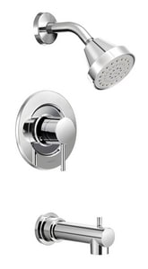 Moen Align™ 2.5 gpm Single Lever Handle Tub and Shower Trim MT2193