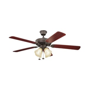 Kichler Lighting Basics Premier Ceiling Fan KK402