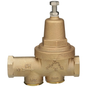 Wilkins Regulator 400 psi FNPT Pressure Reducing Valve W610XLLUSC
