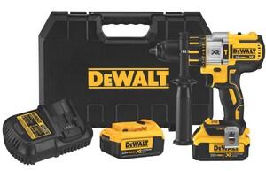 DEWALT 20V Maximum Premier Speed Hammer Drill Kit DDCD995M2
