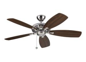Monte Carlo Fan Company Designer Max 52 in. 5-Blade Ceiling Fan M5DM52