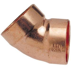 Copper 45 Degree Elbow CDWV