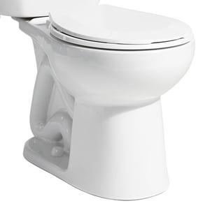Niagara Conservation Round Toilet Bowl in White NN7716