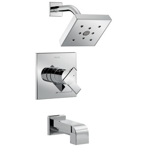 Delta Faucet Ara® Tub and Shower Trim with Single Lever Handle DT17467