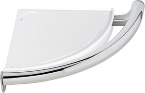 Delta Faucet Decor Assist™ Bath Safety Contemporary Corner Shelf D41516