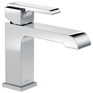 Delta Faucet Ara® Lavatory Faucet with Single Lever Handle D567LFLPU