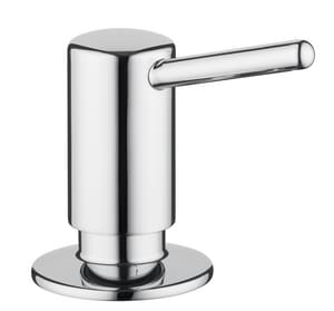 Hansgrohe Contemporary Soap Dispenser H04539