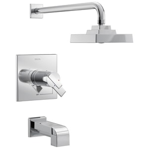 Delta Faucet Ara® 2 gpm Tub and Shower Trim (Trim Only) DT17T467