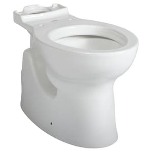 American Standard Access Pro™ Elongated Toilet Bowl in White A3517AG100LS020