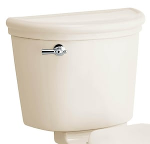 American Standard Retrospect® 1.28 gpf Elongated Tank Toilet A4326A104