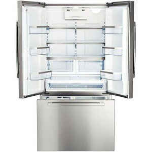 Bosch 35-5/8 in. 16 cf Freestanding French Door Refrigerator BB22CT80SN