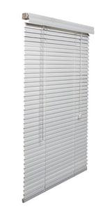 1 in. Aluminum Blind in White LAMWH