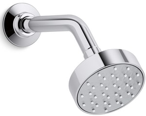 Kohler Awaken® 1.5 gpm 1-Function Wall Mount Showerhead K72416