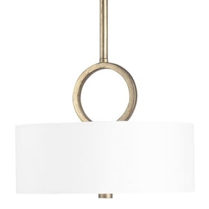Capital Lighting Fixture Halo 2-Light Mini Pendant C4671584
