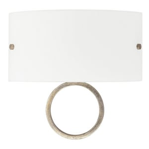 Capital Lighting Fixture Halo 60W 2-Light Wall Sconce C4672160