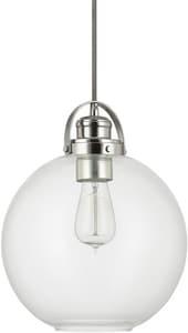 Capital Lighting Fixture 12-3/4 in. 1-Light Mini Pendant C4641136