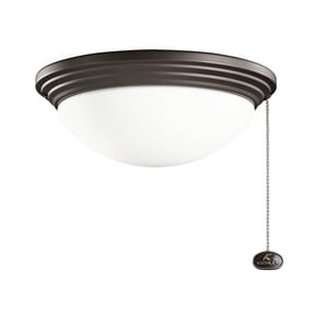 Kichler Lighting 13W 2-Light Outdoor Wet Light Fixture KK380902