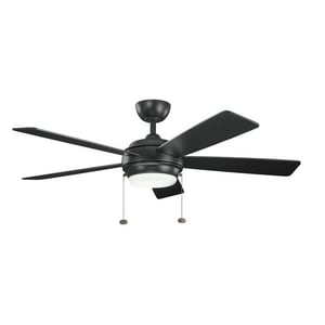 Kichler Lighting Starkk Collection 5-Blade Ceiling Fan KK300173S