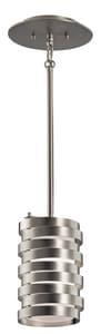 Kichler Lighting Roswell™ 100W 1-Light Mini Pendant KK43304