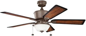 Kichler Lighting Cates 5-Blade Ceiling Fan KK300162