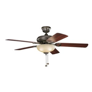 Kichler Lighting Sutter Place™ 52 in. 5-Blade Ceiling Fan KK339211