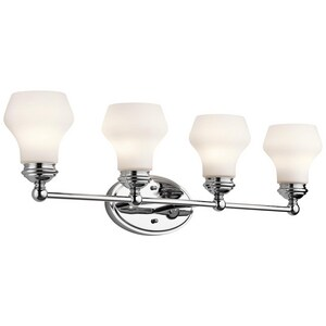 Kichler Lighting Currituck 4-Light Bath Light KK45489