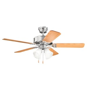Kichler Lighting Renew Select Collection 5-Blade Ceiling Fan KK339240B