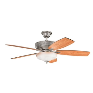 Kichler Lighting 5-Blade Ceiling Fan KK339213B