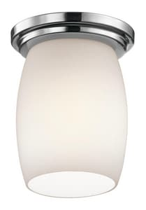 Kichler Lighting Eileen 5 in. 100W 1-Light Medium Incandescent Ceiling Light KK8043