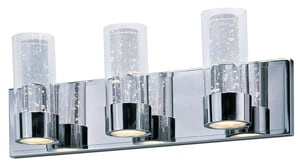 Maxim Lighting International Sync 2.4W 6-Light Vanity Bath Wall Light M20903CL