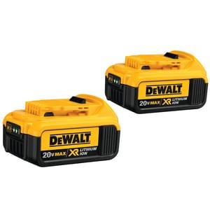 DEWALT 20V 4A Hour Lithium-Ion Battery DDCB2042