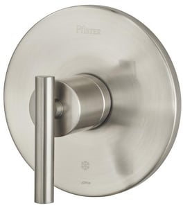 Pfister Contemporary Valve Trim in Brushed Nickel PR891NCK