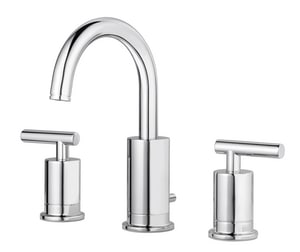 Pfister Contempra™ Widespread Lavatory Faucet with Quick Connect Assembly PGT49NC1