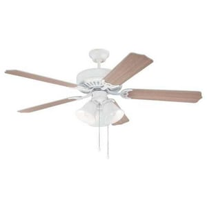 Craftmade International Pro Builder 52 in. Ceiling Fan with Light CC205
