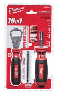 Milwaukee 6 in. One Multi-Bit Drive M48222102