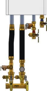 Webstone Company Hydro-Core Boiler Kit W4FK5CH