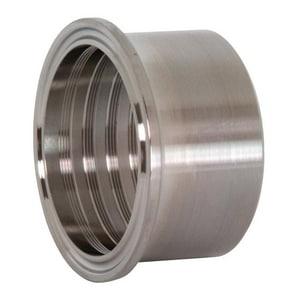 Clamp 304L Stainless Steel Roll-On Ferrule G14RMP74
