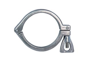 Pin Sanitary Head 304L Stainless Steel Clamp G13MHHM4